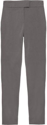 Marni Mid-rise cotton-blend twill pants