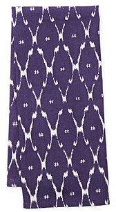 Diamond Tea S/3 Towels, Plum