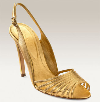 Sergio Rossi 'Prisca' Slingback Sandal