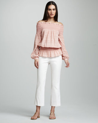 Tory Burch Rocco Cropped Pants