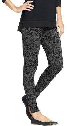 Old Navy Women's Printed-Jersey Leggings