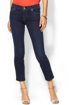 7 For All Mankind The Slim Illusion Slim Straight Jeans