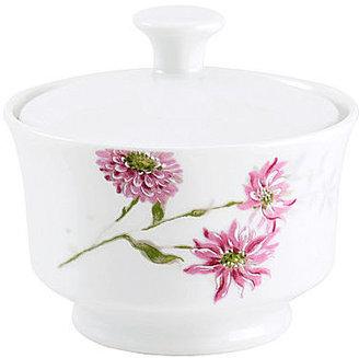 Mikasa Silk Floral China Sugar Bowl