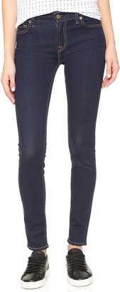 7 For All Mankind The Skinny Jeans $159 thestylecure.com