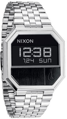 Men's Nixon 'The Re-Run' Stainless Steel Bracelet Watch $80 thestylecure.com