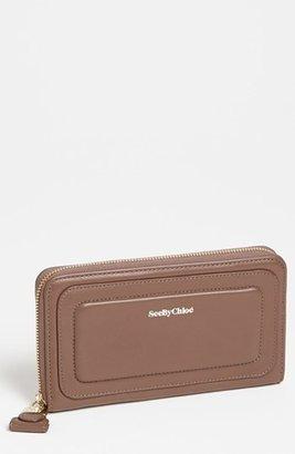 See by Chloe 'Kay' Long Wallet