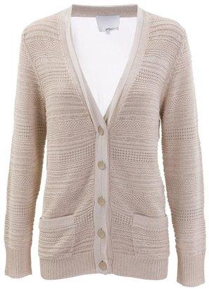 3.1 Phillip Lim Textured knit cardigan