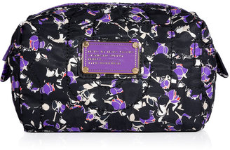 Marc by Marc Jacobs Black Multi Small Cosmetic Case