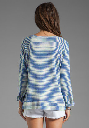 Soft Joie Emma Striped Pullover