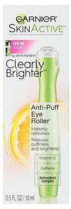 Garnier Skinactive Clearly Brighter Anti-Puff Eye Roller .5 Fl Oz $9.89 thestylecure.com