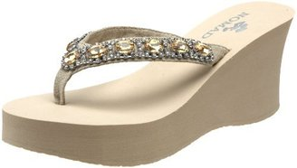 NOMAD Women's Gem Wedge Sandal
