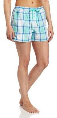 Nautica Sleepwear Women's Woven Short