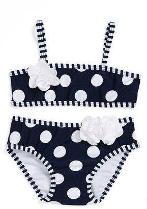 Kate Mack Two-Piece Swimsuit (Baby Girls)