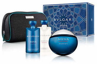 Bvlgari Four-Piece Aqva Atlantique Gift Set