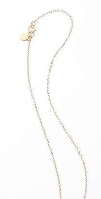 Gorjana Infinity II Three Charm Necklace