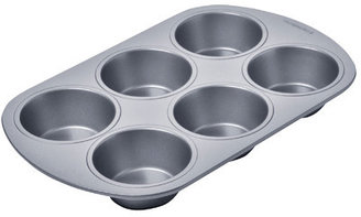 Chicago Metallic Amco Houseworks 6 Cup Betterbake Non Stick Muffin Pan