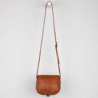 Arrow Stitch Crossbody Bag