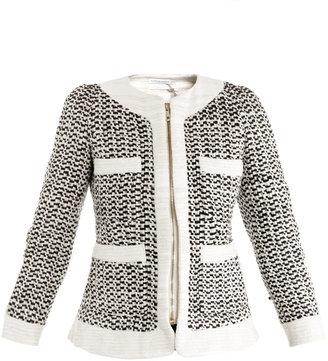 Altuzarra Aloe tweed jacket