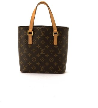 Louis Vuitton Pre-Owned: brown monogram canvas 'Vavin PM' tote