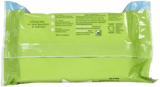 Seventh Generation Thick n' Strong Free & Clear Baby Wipes - 64 ct