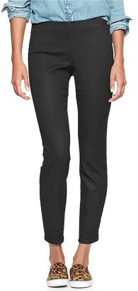 Gap 1969 Coated Always Skinny Skimmer Jeans