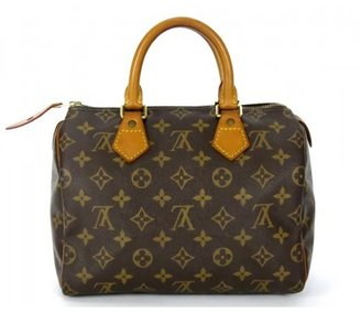 Louis Vuitton very good (VG Monogram Speedy 25 Bag