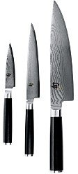 Shun Classic 3-Piece Starter Knife Set