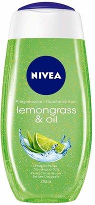 Nivea Lemongrass Shower Gel by 250ml Shower Gel)