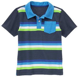 Gymboree Striped Pocket Polo