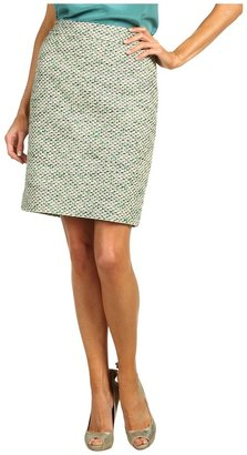 Kate Spade All Wrapped Up Judy Skirt (Mint) - Apparel