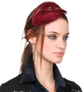 Plume Red Zelda Headband