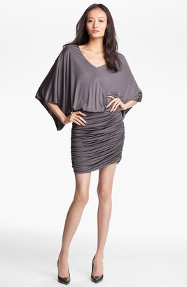Jay Godfrey 'Marea' Ruched Skirt Dress