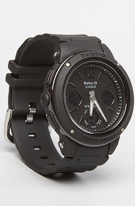 G-Shock The Baby-G Big Face Combi Watch in White