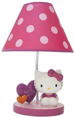 Hello Kitty garden lamp by lambs & ivy