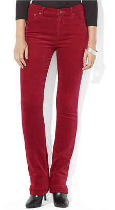 Lauren Ralph Lauren Lauren by Ralph Lauren Petite Jeans, Slimming Classic Straight