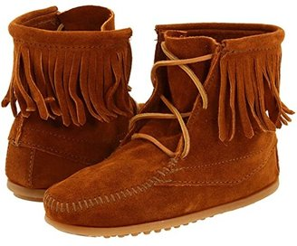 Minnetonka Kids Ankle Hi Tramper Boot (Toddler/Little Kid/Big Kid)