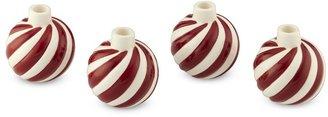 Williams-Sonoma Ornament Tiny Taper Holders, Set of 4