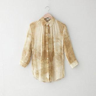 Acne adeline malt blouse