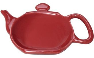 Chantal 3-in. Tea and More Tea Bag Holder, Red Apple