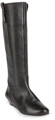 Steve Madden STEVEN BY Tall Wedge Boots - Inspirre