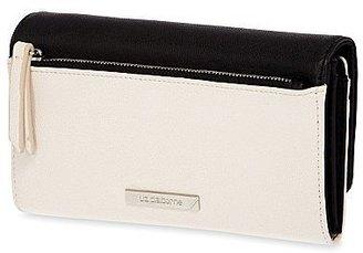 Liz Claiborne Juliet Continental Flap Wallet