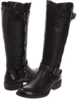 Eric Michael Montana (Black) Women's Boots