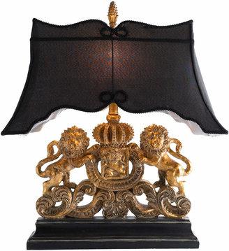Vince Lion Lamp