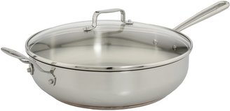 Emerilware Emeril by All-Clad - Stainless Steel w/Copper 5 Qt. Saute Pan (Stainless Steel) - Home