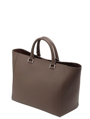 Mulberry Willow Silky Classic Leather Top Handle