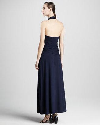Three Dots Caribbean Maxi Dress