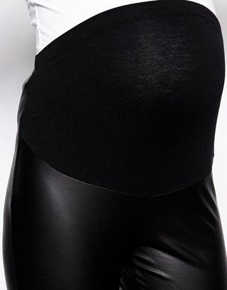 Asos Leather Look Leggings