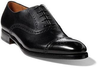 Ralph Lauren Denver Cap-Toe Shoe