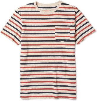 J.Crew Porter Striped Cotton-Jersey T-Shirt