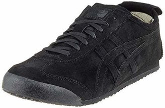 Onitsuka Tiger by Asics Unisex Adults Mexico 66 1183a193-001 Low-Top Sneakers, Black)